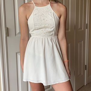 NWT: Kendall and Kylie Pacsun White Pacsun Dress